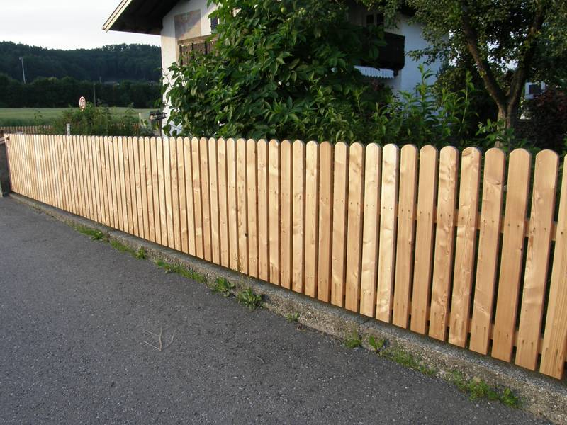 Gartenzäune: Holz Eiblmeier
